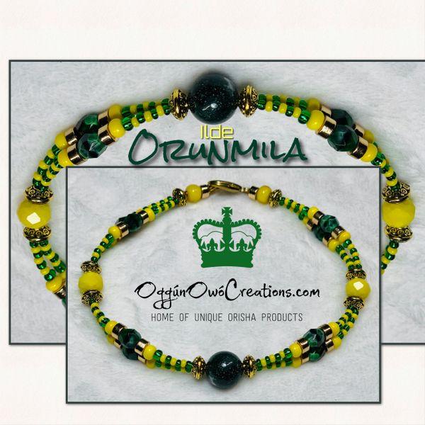 Ilde de Orunmila 10