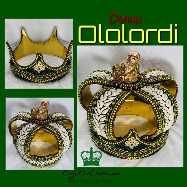 Crown For Oshun Ololordi