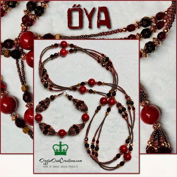 Set de Oya 5 (2strand Eleke)