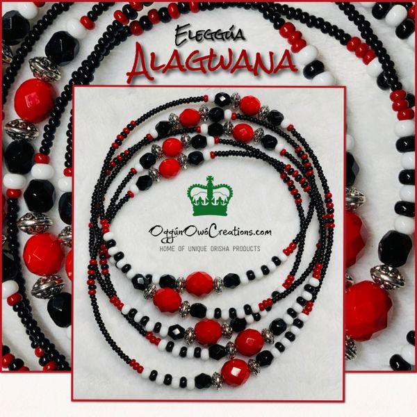 Eleke de Eleggua Alagwana 6