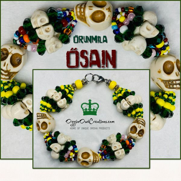 Ilde de Osain & Orunmila