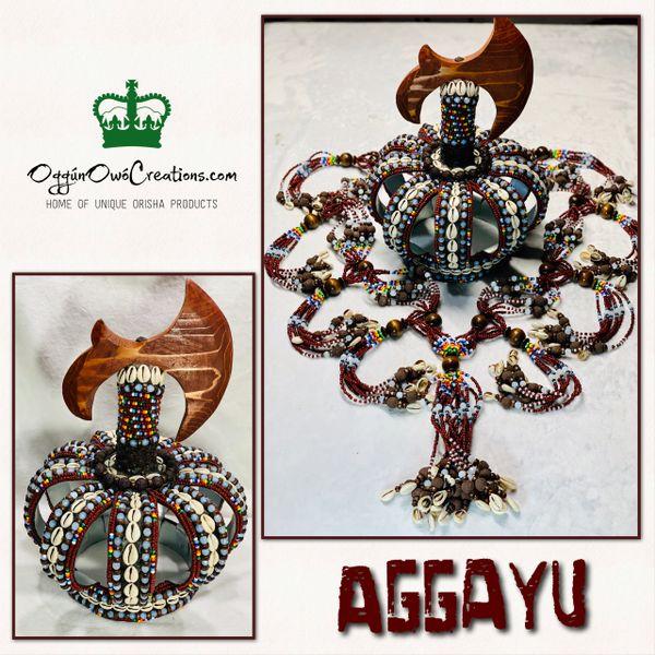 Crown and Mazo for Aggayu