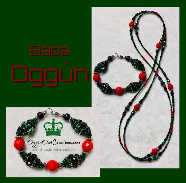 Set de Oggún 2