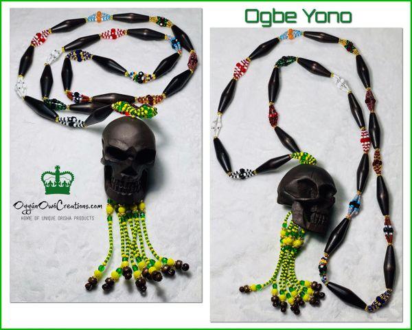 Collar Ogbe yono