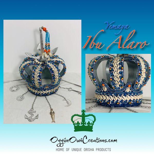 Yemaya Ibu Alaro Crown