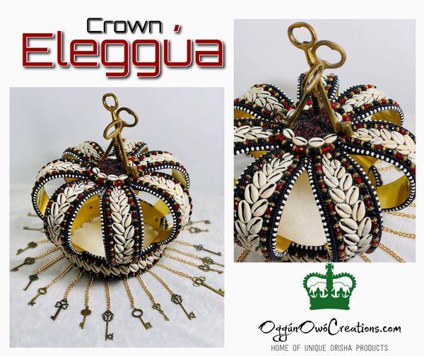Large crown for Eleggua 2