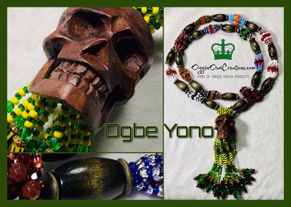 Collar Ogbe yono 2