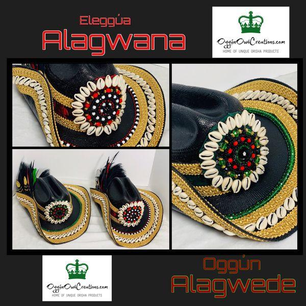 Hat for Oggun Or Eleggúa