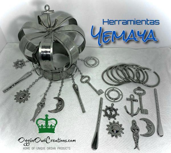 Herramientas de Yemaya with Crown