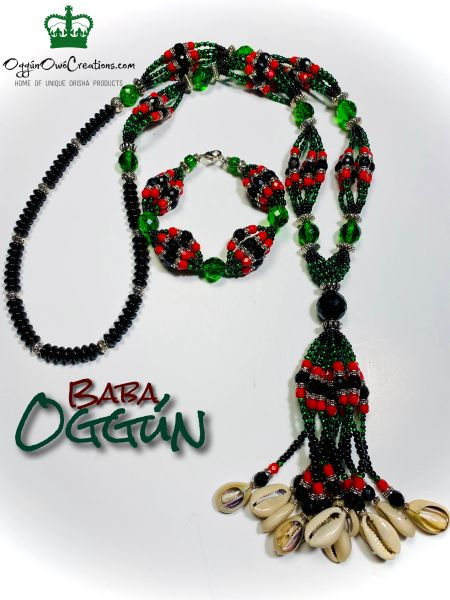 Set de Oggún 7