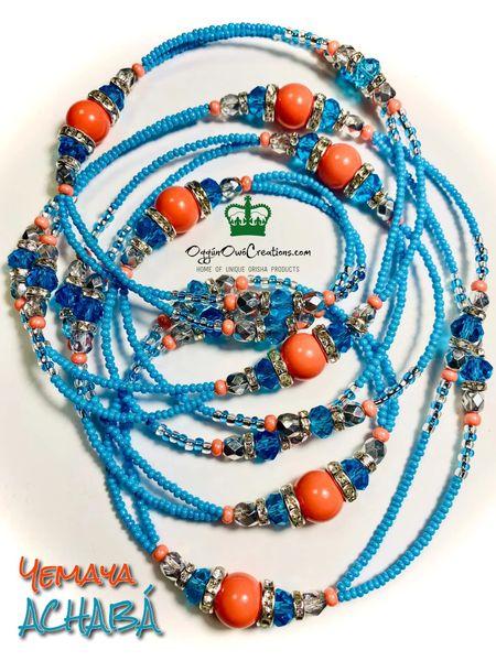 Eleke de Yemaya Achaba double strand 4