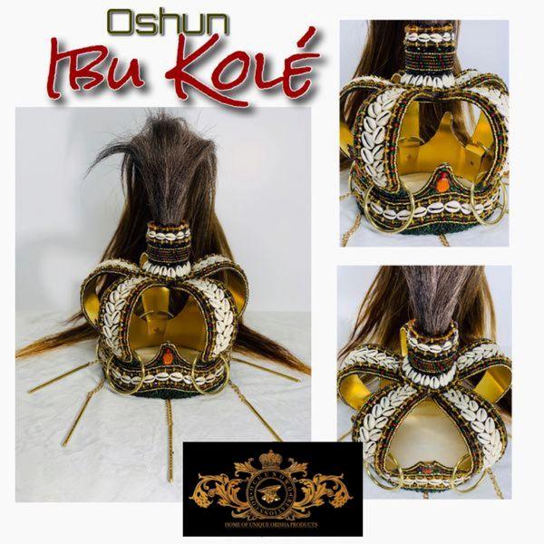 Crown For Oshun Ibu Kole deluxe