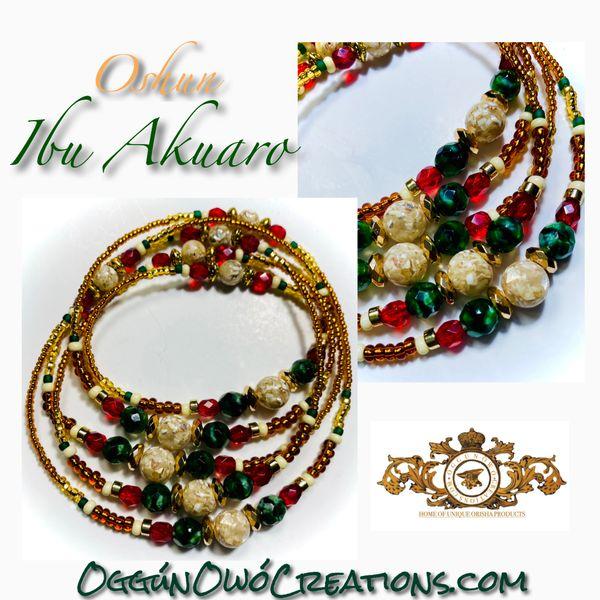 Eleke de Ochun Ibu Akuaro