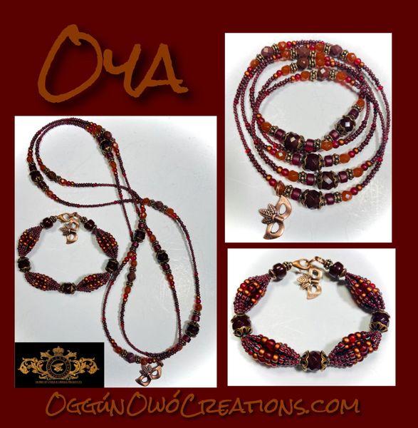 Set de Oya 9