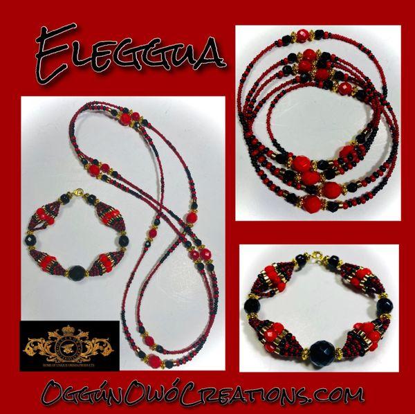Set of Eleggua