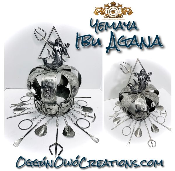 Crown Yemaya Ibu Agana