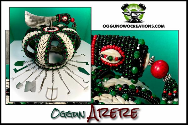 Crown for Oggun Arere