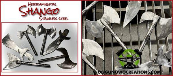 Herramientas de Chango stainless steel
