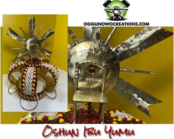 Crown Oshun Ibu Yumu