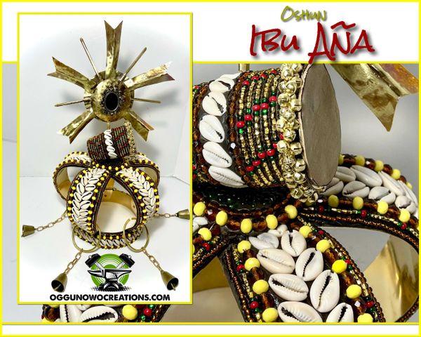 Crown for Oshun Ibu Aña
