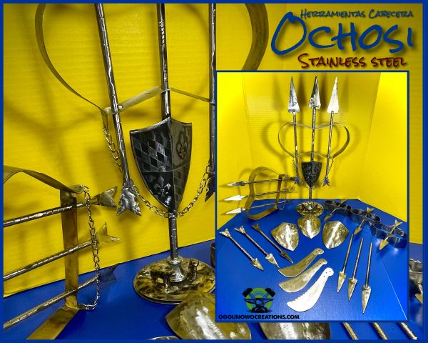 Herramientas for Ochosi stainless steel