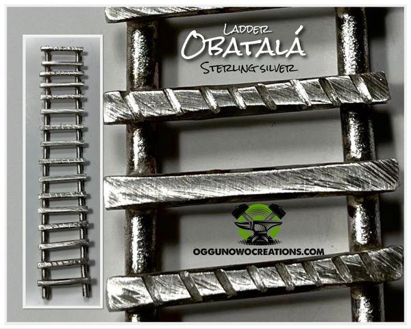 Ladder for Obatala Sterling silver