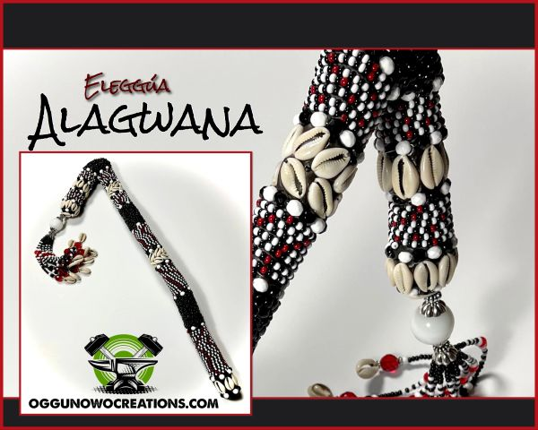 Garabato for Eleggua Alagwana