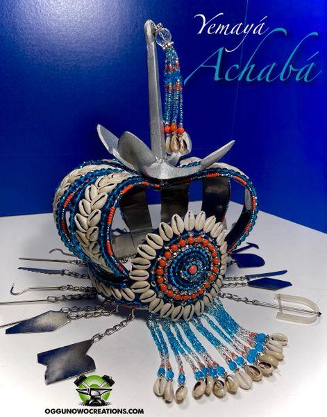 Crown Yemayá Achaba 7
