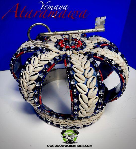 Crown Yemayá Ataramawa cabecerra