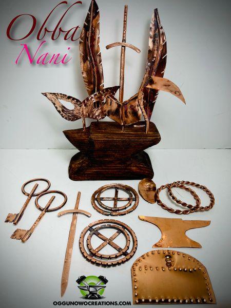 Set de Herramientas de Obba Nani