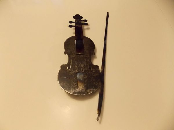 Violin Metal Wall Art ***For the True Music Lover***