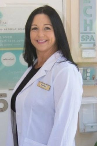 Esthetician Jenette Zubero skin care solutions for minor skin irregularities