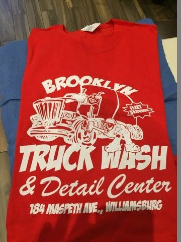 OLD SCHOOL BROOKLYN T SHIRT