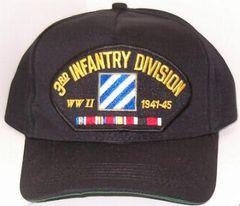 3rd Infantry Division World War II Ball Cap