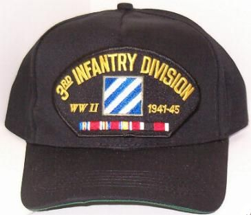 3rd Infantry Division World War II Ball Cap