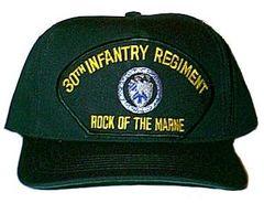 30th Infantry Regiment Ball Cap