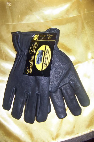 Goat Skin Gloves