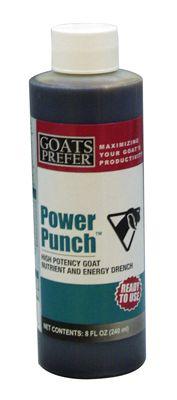 Goats Prefer Power Punch