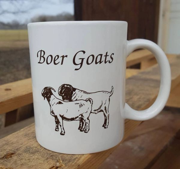 Boer Goat Coffee Cup