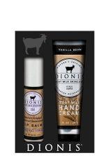 Goat Milk Hand Cream & Lip Balm Gift Set