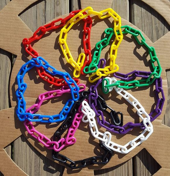 Plastic Chain Collar