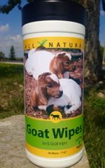 Goat Wipes