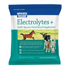 Electrolytes + Nutritional Supplement