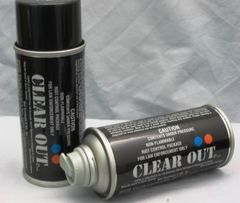 CLEAR OUT GAS GRENADE 6oz