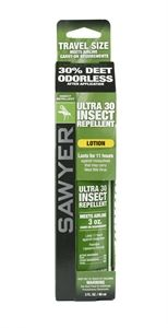 SAWYER PREMIUM ULTRA 30™ Insect Repellent Lotion, 3OZ