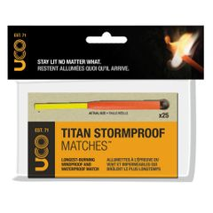 UCO Titan Stormproof Matches(25pk)