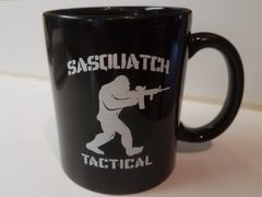 SASQUATCH TACTICAL COFFEE MUG