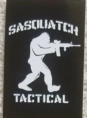 SASQUATCH TACTICAL PATCH