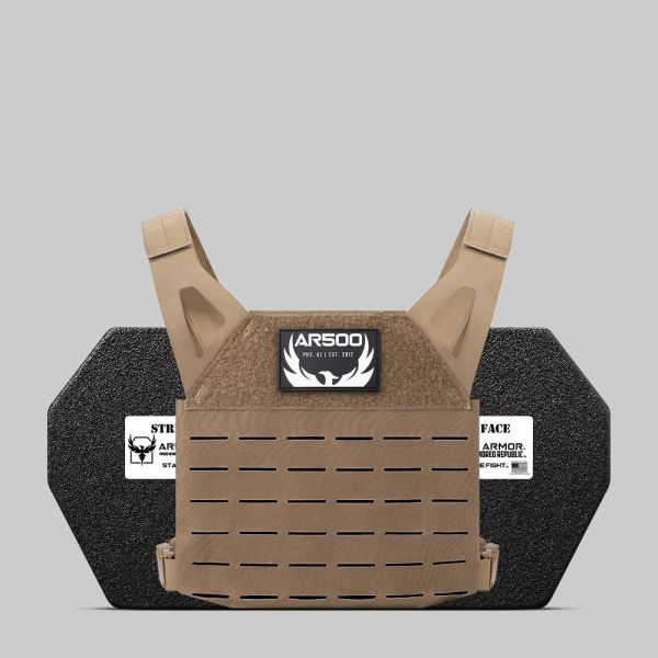 AR500 FREEMAN PLATE CARRIER WITH ARMOR