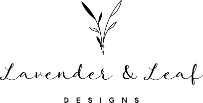 Lavender & Leaf Designs